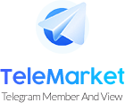 ویو مارکت تلگرام